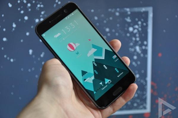 HTC 10 Sense Freestyle