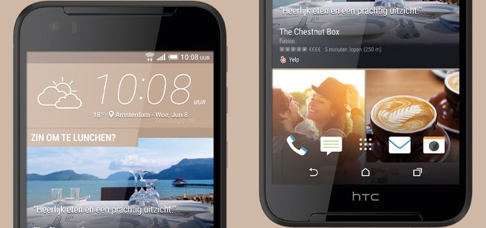 HTC Desire 830 aangekondigd met focus op camera en dual-sim