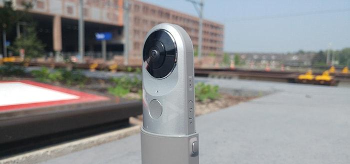 LG 360 Cam review: maak je eigen 360-graden foto's en video's