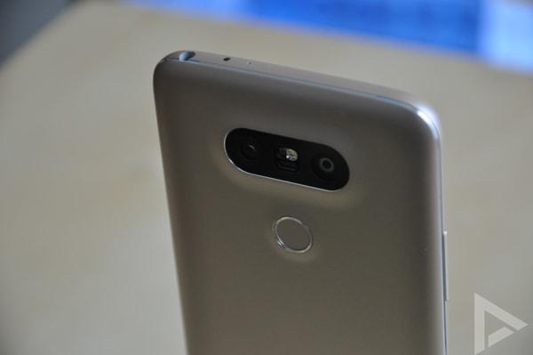 LG G5 dual-camera