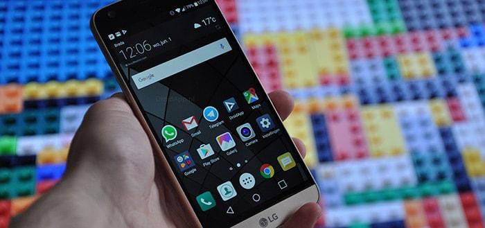LG G5 review: modulaire smartphone met ambitie?