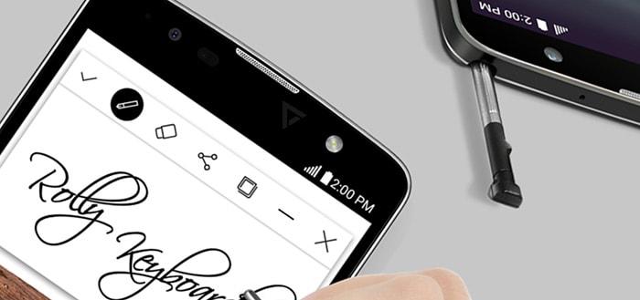 LG Stylus 2 Plus: verbeterde versie moet concurrent zijn voor Galaxy Note