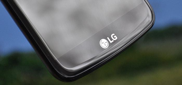 LG V20: culinaire teaser laat interessante functies zien