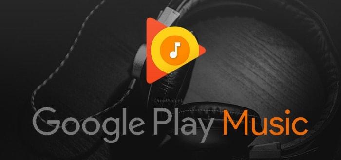 Google Play Music: slimme afspeellijsten voor ieder moment nu in Nederland