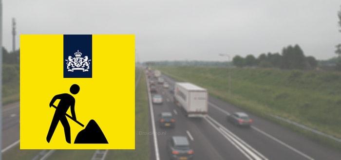 VanAnaarBeter vervangen door 'Rijkswaterstaat Werkzaamheden' app met nieuw design