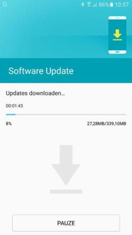 S7 update G930FXXU1ADP1