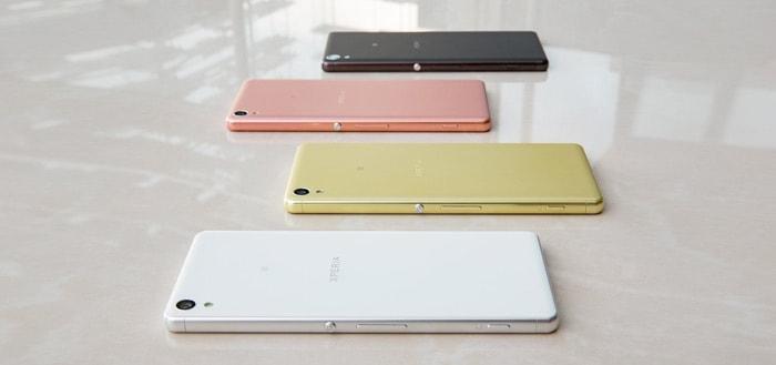 Sony onderbreekt uitrol Nougat-update voor Xperia XA en XA Ultra door problemen