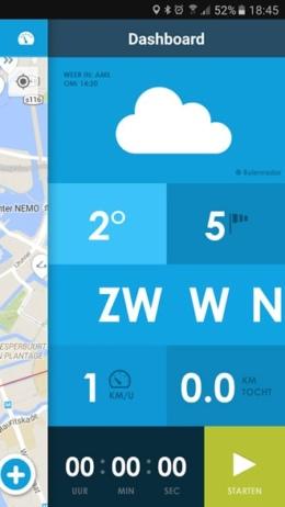 VaarWater 2.0 app
