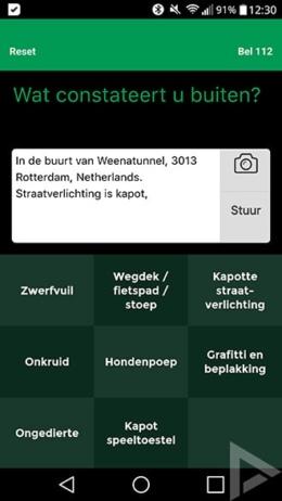 WaakSamen app
