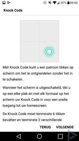 knock code