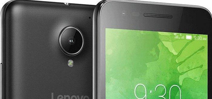 'Lenovo Vibe C2 komt als Moto E (2016) naar Europa'