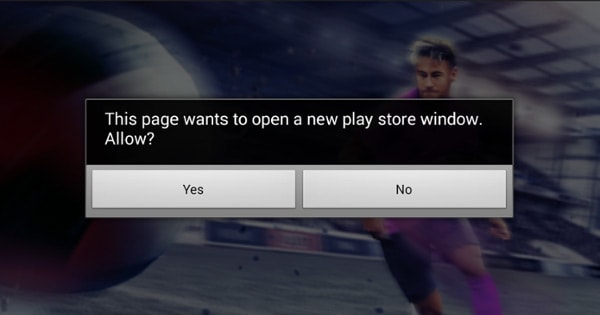 new window soccer app