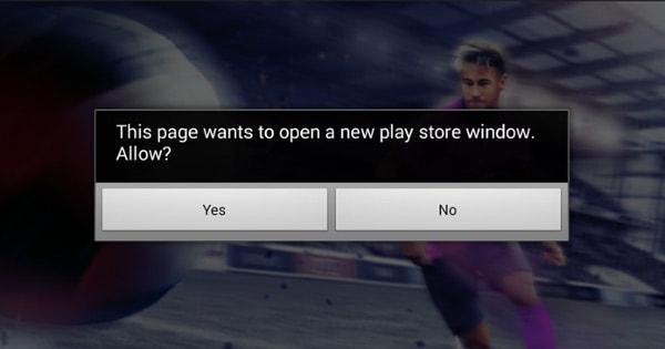 new window soccer app