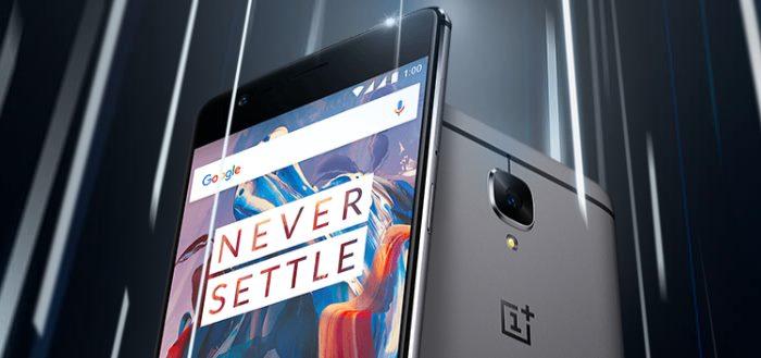 OnePlus 3 officieel: high-end en volledig van metaal