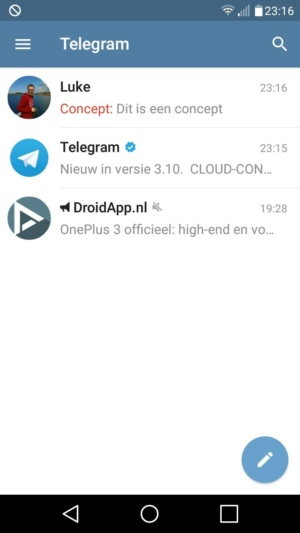Telegram 3.10 concepten