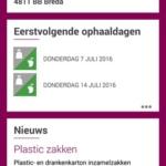 AfvalWijzer app