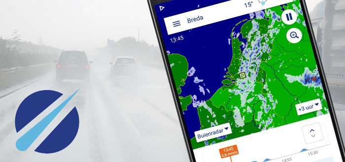 Buienradar voegt BBQ-radar toe aan app: is het weer om te barbecueën?
