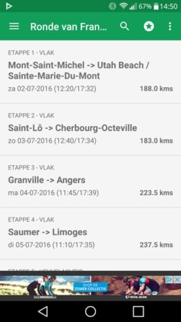 Cyclingoo Tour de France 2016