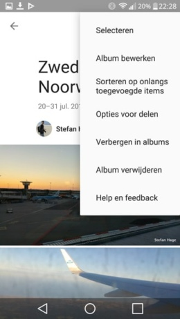 Google Foto's 1.24