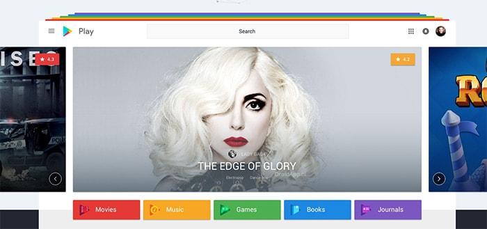 Ontwerpers maken gaaf Google Play Store concept: is dit wat we willen?