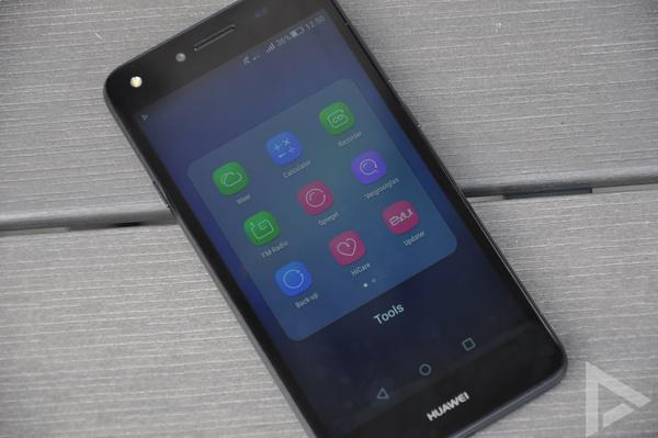 Huawei Y5 II tools