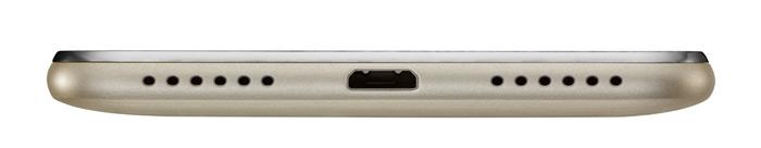 Huawei Y5 II onderkant