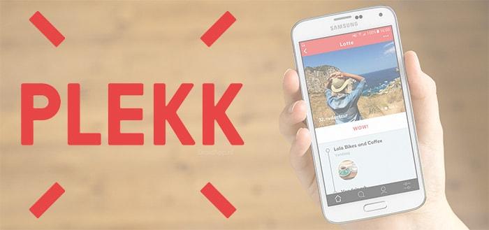 Plekk: nieuwe dating-app vindt singles waar jij graag komt