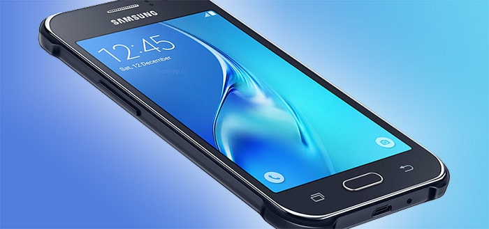 Samsung presenteert 'Galaxy J1 Ace Neo'