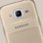Samsung Galaxy J2 (2016) met Smart Glow notificatie-ring laat zich zien
