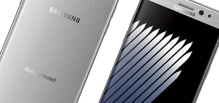 Samsung Galaxy Note7: zo werkt de irisscanner + nieuws over aankondiging