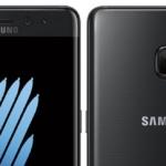 Opnieuw duidelijke foto opgedoken van Samsung Galaxy Note7 (Black Onyx)