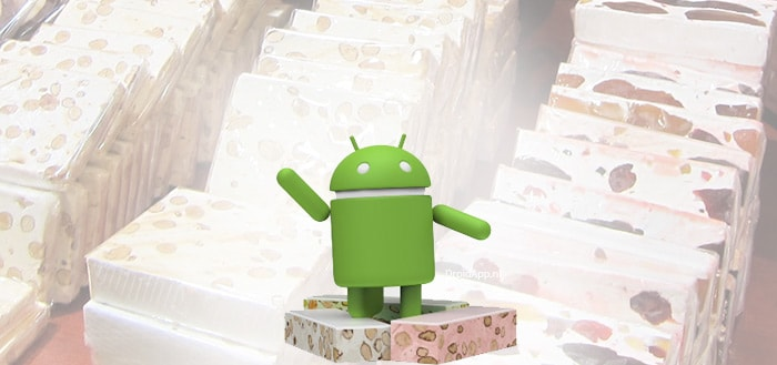 Android distributiecijfers augustus 2017: 13,5 procent op Android Nougat