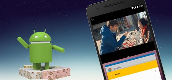 Nexus 6P krijgt eindelijk update naar recente Android 7.0 Nougat build