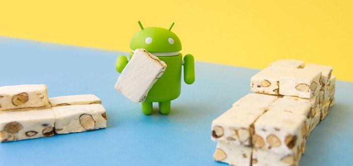 'Android 7.1.2 Nougat zal op 3 april door Google uitgebracht worden'