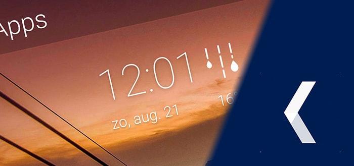 Microsoft Arrow Launcher krijgt ondersteuning voor tablets