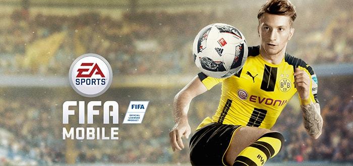 FIFA 17 Mobile nu beschikbaar voor Android via Play Store