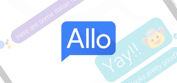 Google Allo webversie zal binnen enkele weken verschijnen