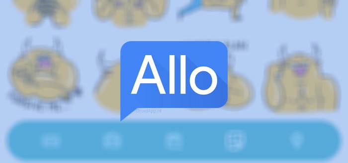 Google Allo krijgt hilarische stickers met ordinair randje