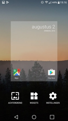 Google Nexus Launcher 2016