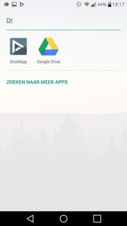 Google Nexus Launcher 2016