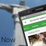 Google Now: je complete gids voor Olympische Spelen in Rio
