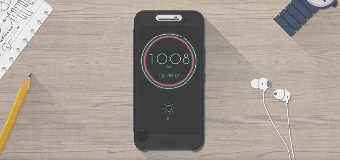 HTC Ice View Case (eindelijk) te koop in Nederland