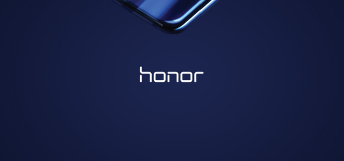 Foto laat achterkant zien van Honor 20 Pro met quad-camera