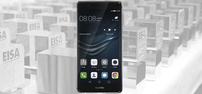 Huawei wint EISA Award voor beste smartphone 2016-2017: alle winnaars