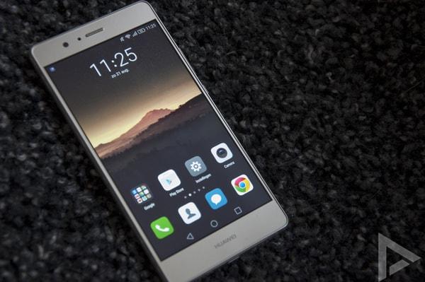 Huawei P9 Lite beveiligingsupdate augustus 2017