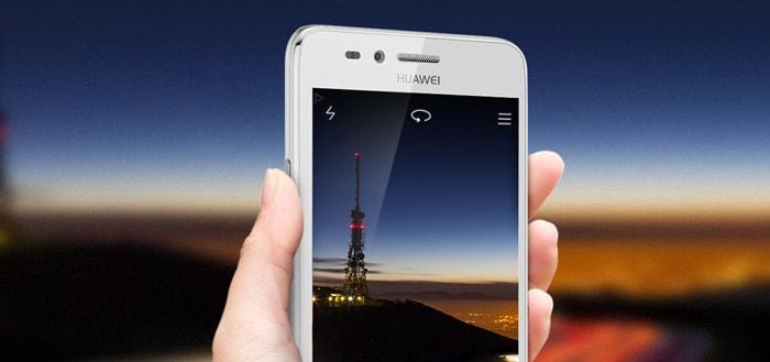 Huawei Y3 (2017) laat zich zien op foto's: een nieuw budget-toestel