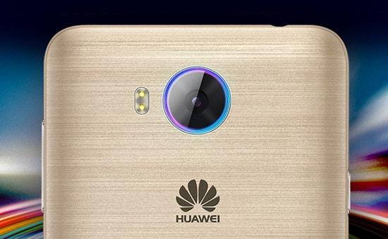 Huawei Y5 II ring