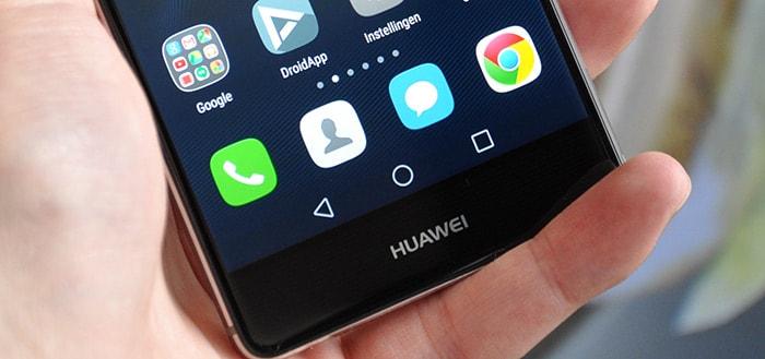 Huawei begint Android Oreo Beta voor 7 toestellen; ook P9 en Honor 8