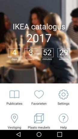IKEA Catalogus 2017 app