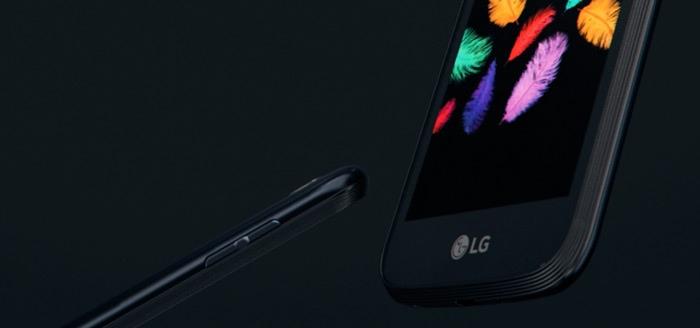 LG K3: spotgoedkoop 4G-toestel komt naar Europa